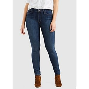 Levi's 721 High Rise Skinny Jeans
